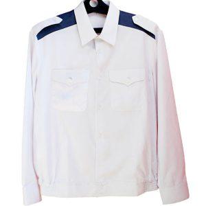 politseiskaya rubashka 2 300x300 - Рубашка белая - форменная одежда